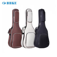 Factory Hot Sale Waterproof Case Electric Guitar Gig Bag Guitar Case Gig Bag Acoustic