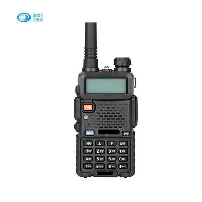 Dual Band Handheld Radio 5W/8W 1500Mah Uv5R Walkie Talkie Band Wireless Communication Two Way