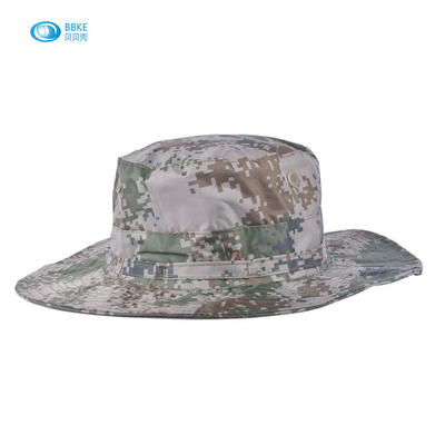 Summer Sun Hat Outdoor Camouflage Male Uv Protection Waterproof Cap