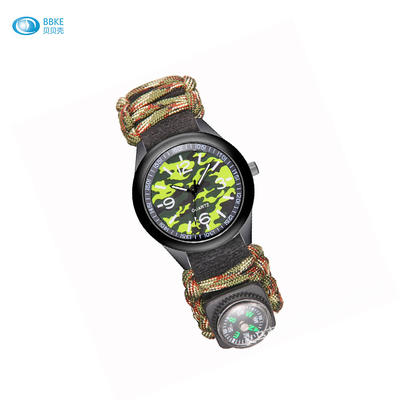Multifunctional Compass Digital Sports Outdoor Emergency Watches