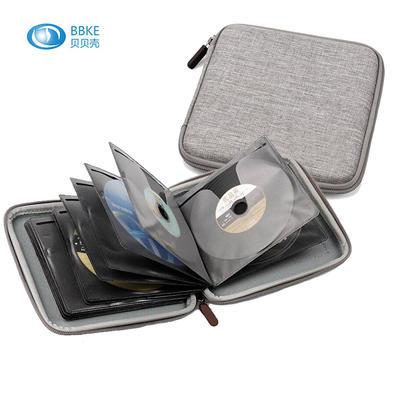Custom Travel Hard Shell Eva Protective Cd Folder Case Dvd Case