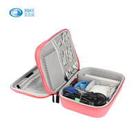 Tote Electronic Data Cable Headphone Cable Organizer Storage  Electronic Accessories Organizer Case