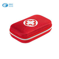 New Arrival Shockproof Hard Carry First Aid Kit For Sale, For Car Vehicle First Aid Kit Waterproof Eva Survival First Aid Kit
