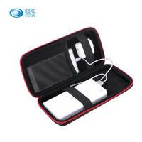 Hard Shell EVA USB cable Carrying Storage Electronics Travel Organizer hard case Charger Eva Bag